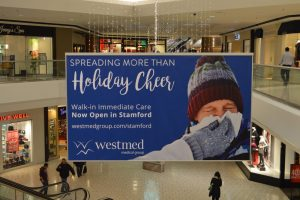 Inspiria Outdoor Westmed Mall Advertisements