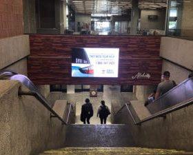 DHS Honolulu Airport Advertising