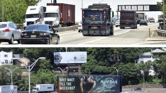 Hardrock Hotel Billboard Advertising
