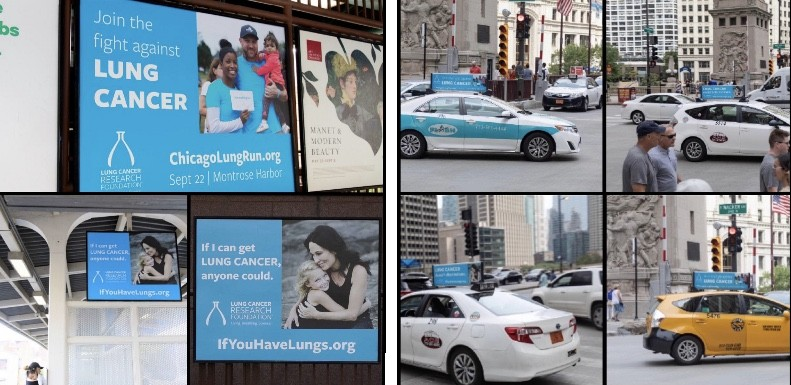 Lung Cancer Research Advertising