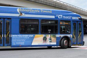Westmed Medical Group Stamford Transit King Advertising