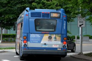 Westmed Medical Group Stamford Transit Tail Advertising