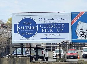 30 Sheet Poster Advertising Curbside Pick Up