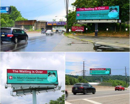 New Jersey Digital Billboard Advertising
