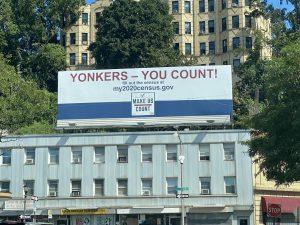 US Census Billboard Advertising
