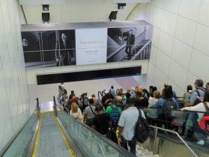 Stefano Ricci MIA Airport Advertising