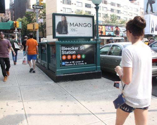 Urban Panel Advertising
