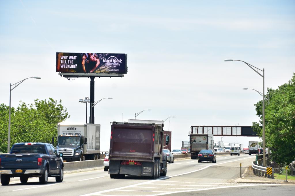 Hard Rock Hotel Digital Billboard Advertising