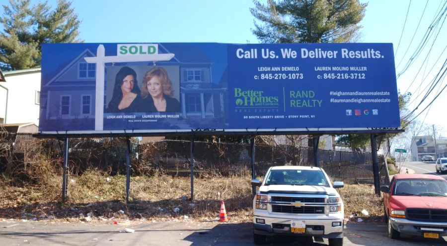 Real Estate Billboard Advertising