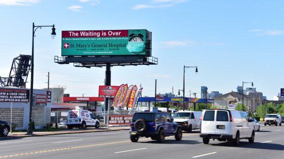 St Marys NJ Digital Billboard Advertising