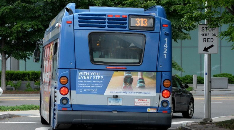 Healthcare Bus Advertising