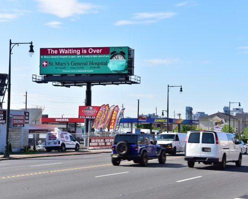 St Mary's NJ Digital Billboard Advertising