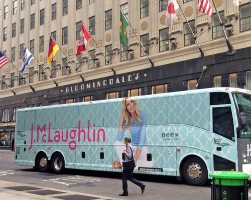 Hampton Jitney_J McLaughlin_Bus Wrap Advertising
