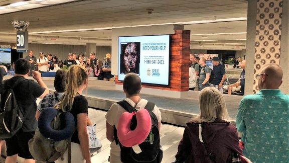 DHS Airport Ridership Advertising