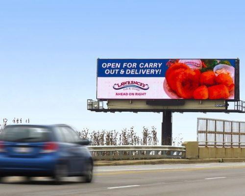 OOH Billboard Advertising