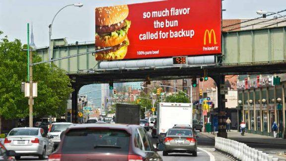 OOH Benefits the Restaurant Industry