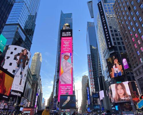 OOH Digital Billboard Advertising